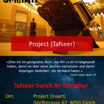 project tafseer