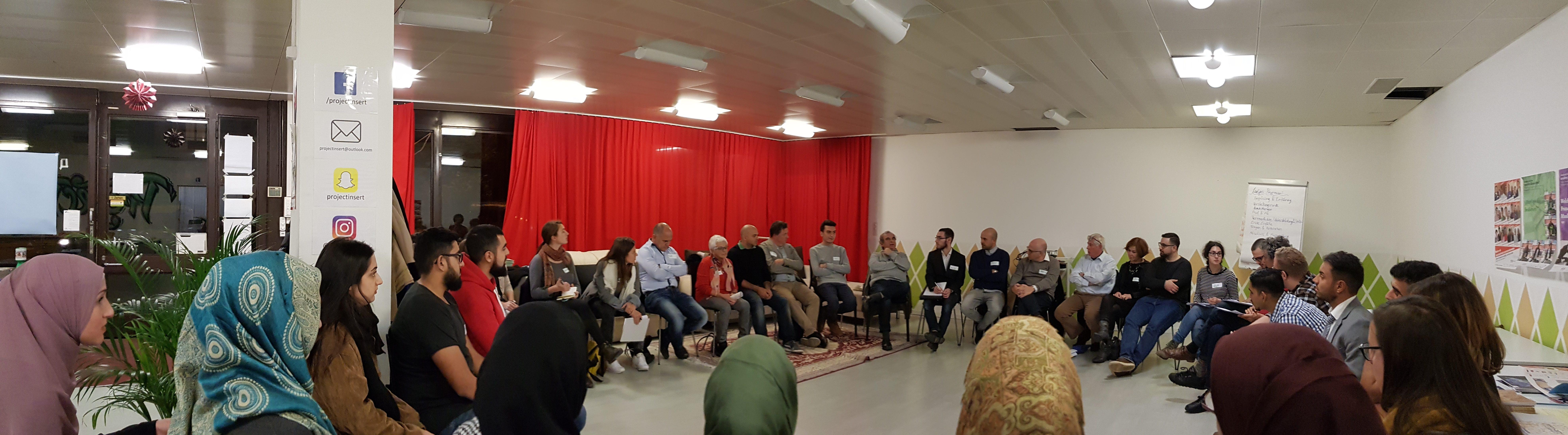Juden und Muslime in der Schweiz-miteinander statt übereinander