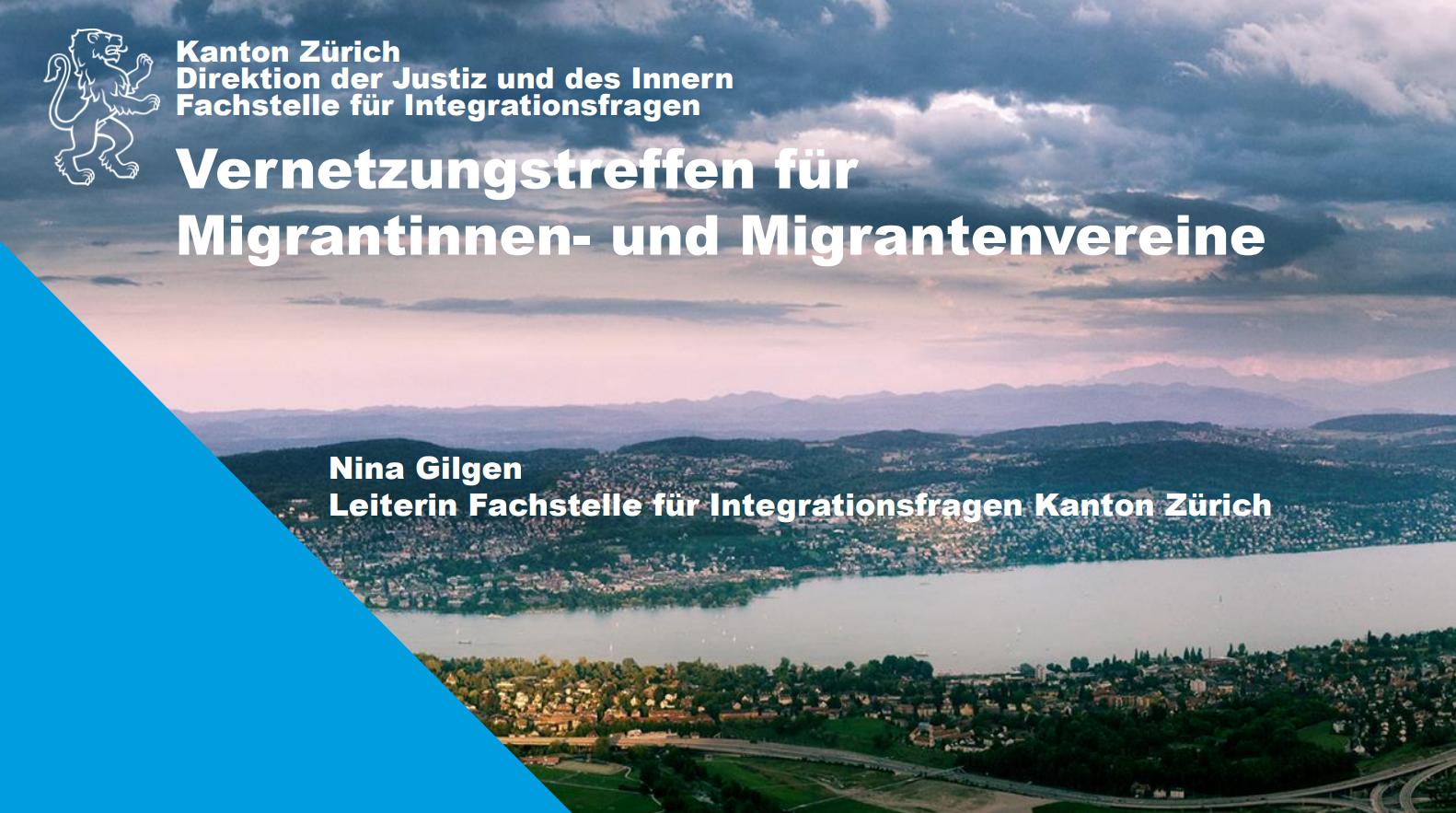 Treffen Migrantenvereine – UMMAH war dabei!