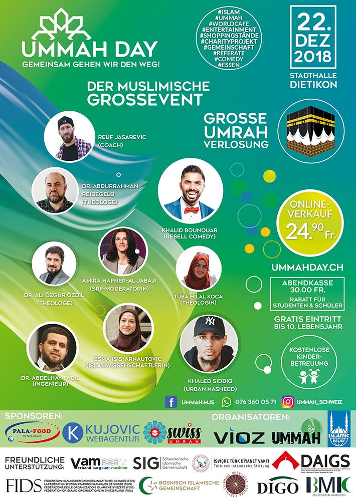 Ummah Day 2018