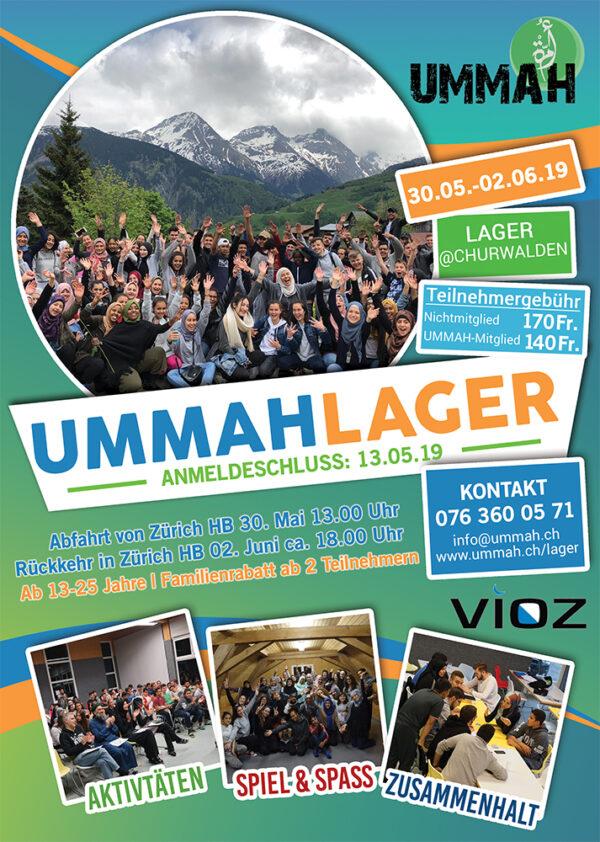 Ummah Jugendlager 2019